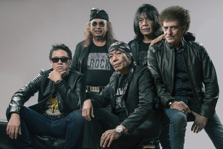 Group Rock Terkenal di Indonesia di Free Internet Radio