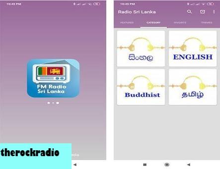 Daftar Stasiun Radio di Srilanka